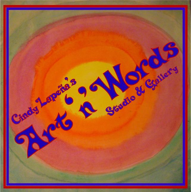 Art 'n' Words
